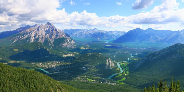 Car Rentals in Banff from