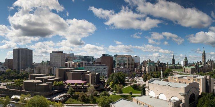 Car Rentals in Ottawa from