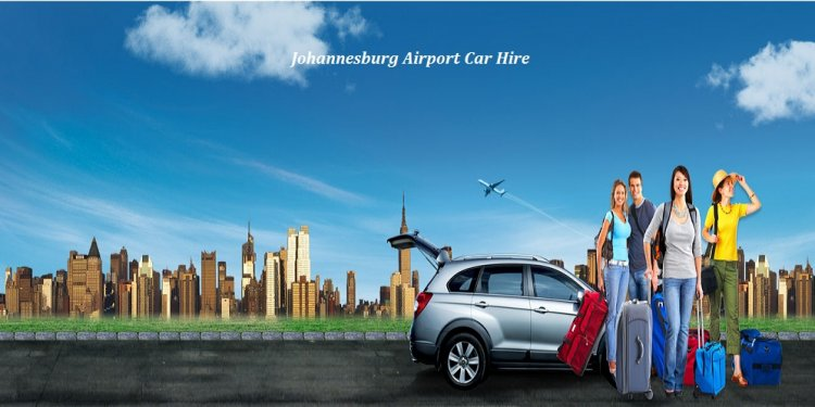 Johannesburg Airport Car Hire