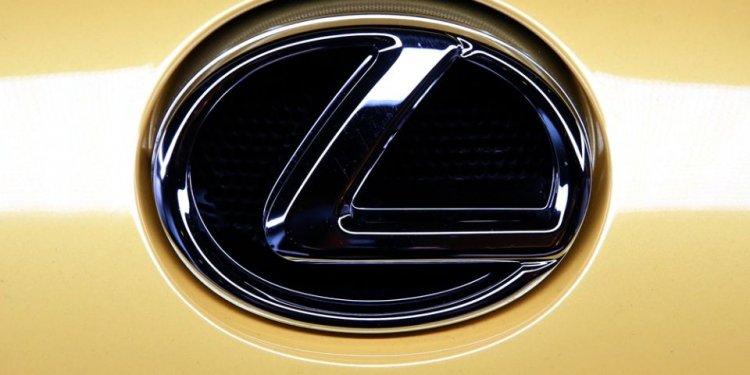 3. Lexus