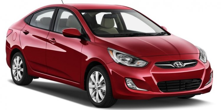 Hyundai Accent from E-Z