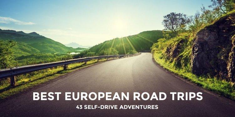 Europe Road Trip Planner: Best