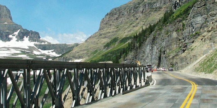 How to Get to Glacier National