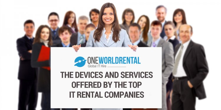 The devices and services