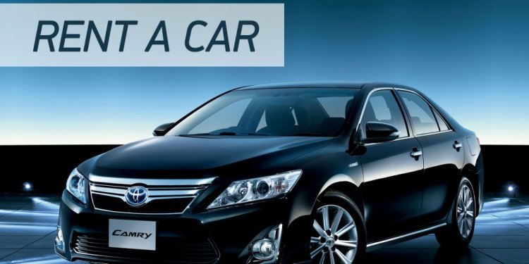 Top Car Rental Apps for