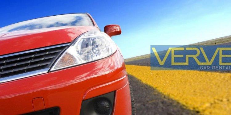 Verve Car Rental - 48 Reviews