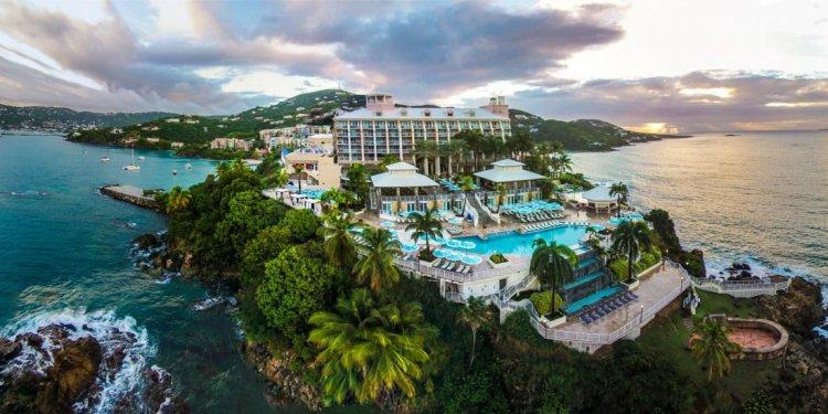 Virgin Islands Resorts in St