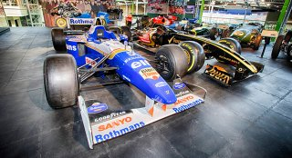 F1 automobiles in Grand Prix Greats - A Chequered History