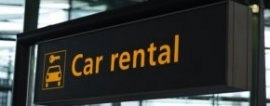 rental-car-sign