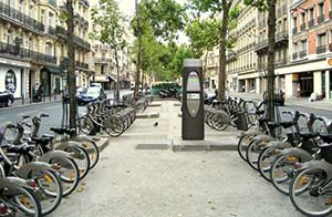 velib-in-paris
